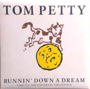 PETTY, TOM - RUNNIN' DOWN A DREAM Ltd UK CD single, numbered (CDS)