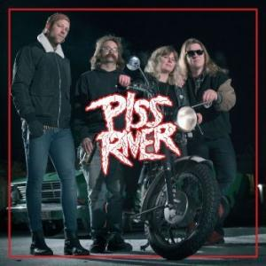 PISS RIVER - S/T (LP)