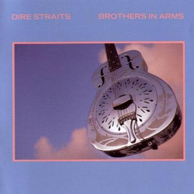 DIRE STRAITS - BROTHERS IN ARMS Dutch Pressing With Innersleeve (LP)