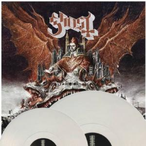 "GHOST - PREQUELLE Deluxe LP+10"", clear vinyl. Swedish edition. (2LP)"