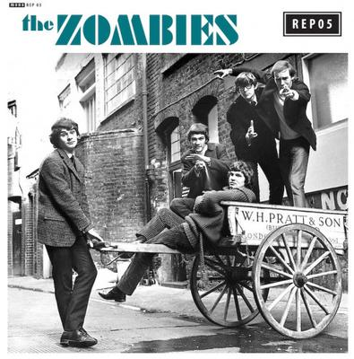 """ZOMBIES, THE - BROADCAST '66 RSD2018 (7"""")"""