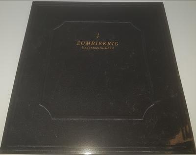 ZOMBIEKRIG - UNDANTAGSTILLSTÅND Lim Ed. 300x (LP)
