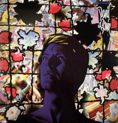 BOWIE, DAVID - TONIGHT Dutch pressing (LP)