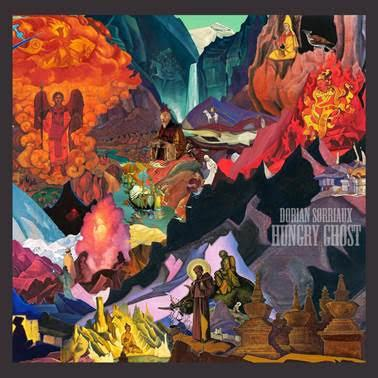 SORRIAUX, DORIAN - HUNGRY GHOST Solo debut from Blues Pills memb. (LP)
