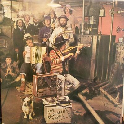DYLAN, BOB - BASEMENT TAPES Dutch Pressing In Gatefold Sleeve (2LP)
