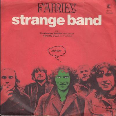 "FAMILY - STRANGE BAND German Pressing (7"")"