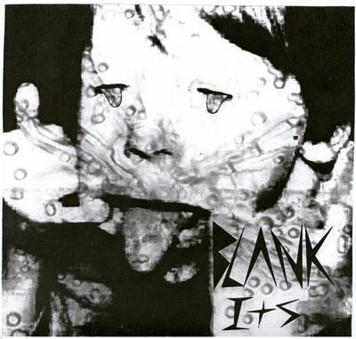 """BLANK ITS - JOHNNY'S TONGUE / I'm OK (7"""")"""