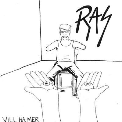 """RAS - VILL HA MER / Ett Folk, Ett Ras (7"""")"""