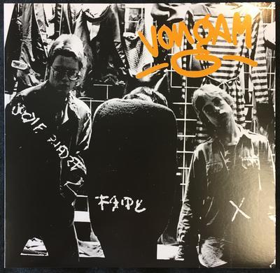 VON GAM - 1GENPUNK Yellow Vinyl Pressing, Only Made In 150 Copies (LP)