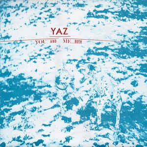 YAZOO - YOU AND ME BOTH Canadian pressing (LP)