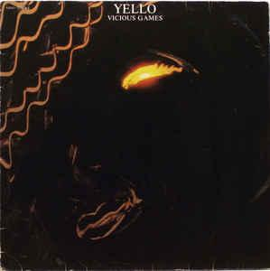"YELLO - VICIOUS GAMES German maxi single (12"")"
