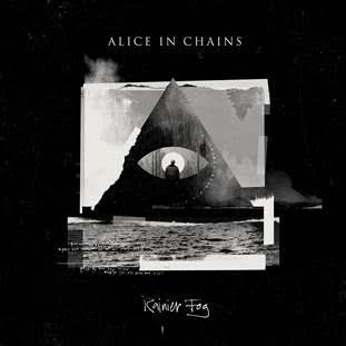 ALICE IN CHAINS - RAINIER FOG Double 180g pressing (2LP)