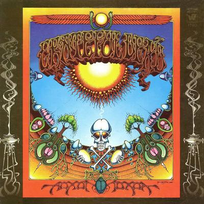 GRATEFUL DEAD, THE - AOXOMOXOA US 1979 Pressing, Mintish Copy! (LP)