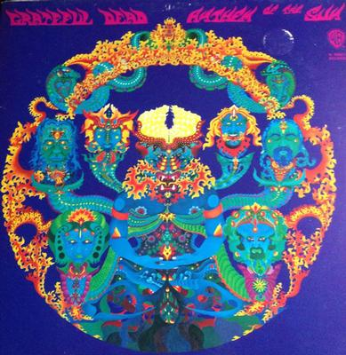GRATEFUL DEAD, THE - ANTHEM OF THE SUN US 1979 Pressing, Mintish Copy! (LP)