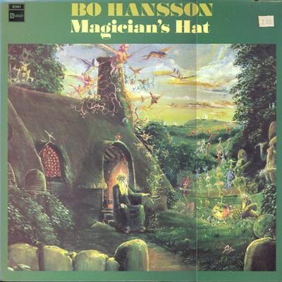 HANSSON, BO - MAGICIAN'S HAT Dutch Original Pressing With Laminated Sleeve (LP)