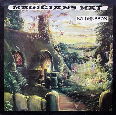 HANSSON, BO - MAGICIAN'S HAT UK Original Pressing (LP)