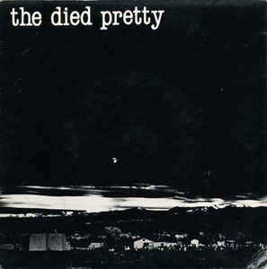 """DIED PRETTY - MIRROR BLUES / Aussie Press (7"""")"""
