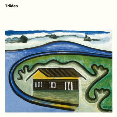 TRÄDEN - S/T Formerly Träd Gräs & Stenar 2018 album (2LP)