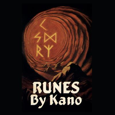 KANO - RUNES Limited edition 1000 copies, 1986 recording (LP)