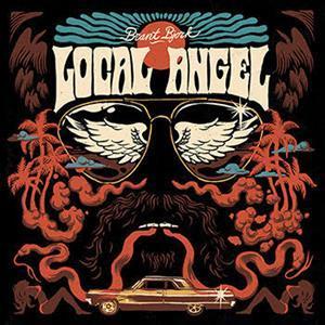 BJORK, BRANT - LOCAL ANGELS Limited orange/blue vinyl (LP)
