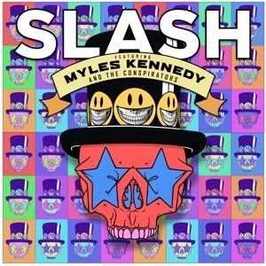SLASH feat Myles Kennedy - LIVING THE DREAM (2LP)