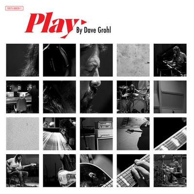GROHL, DAVE - PLAY 180g Gatefold sleeve. (LP)