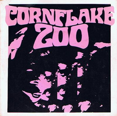 "CORNFLAKE ZOO - HEY CONDUCTOR / I See You Pink Vinyl (7"")"