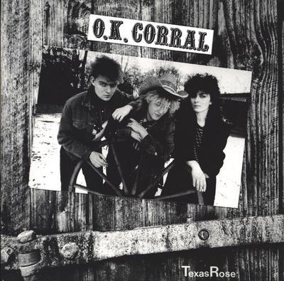 "O.K. CORRAL - TEXAS ROSE Swedish Pressing (7"")"