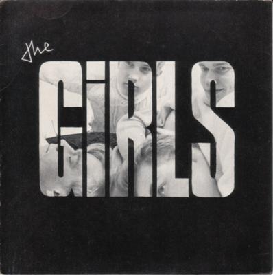 "GIRLS, THE (Swedish Neo-Garage Group) - SO BE IT Swedish Pressing (7"")"