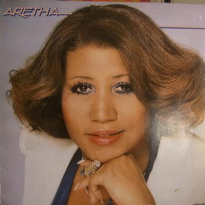 FRANKLIN, ARETHA - ARETHA German original (LP)