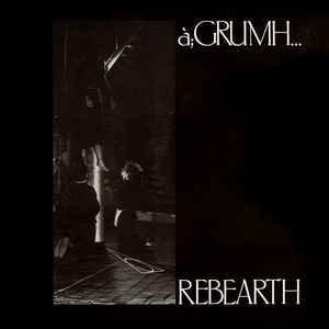 A;GRUMH - REBEARTH Original Belgian 1986 edition (LP)