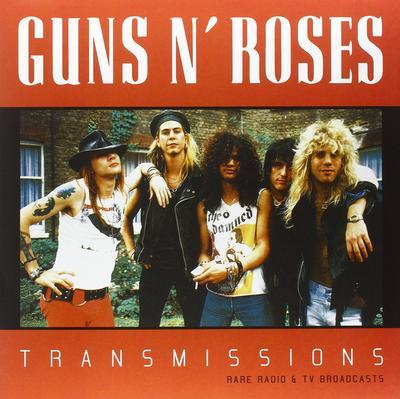 GUNS N' ROSES - TRANSMISSIONS (LP)