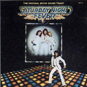 VARIOUS ARTISTS (SOUNDTRACK) - SATURDAY NIGHT FEVER Classic disco soundtrack! with Bee Gees (2LP)