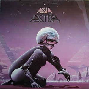 ASIA - ASTRA U.S. pressing, still sealed! (LP)