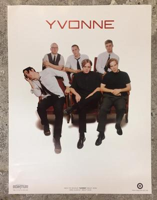 "YVONNE - GROUP PICTURE ""Wires cover"" 60x40 (POS)"