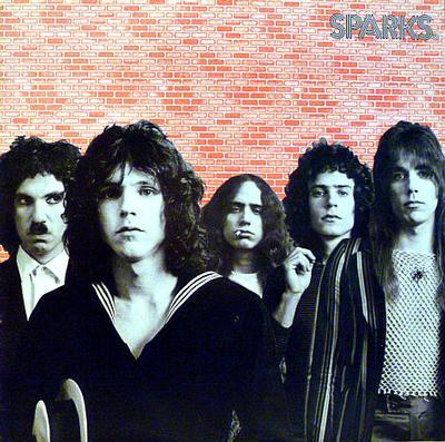 SPARKS - S/T UK Original, Top copy (LP)