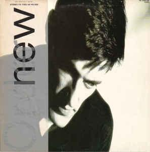 NEW ORDER - LOW-LIFE Rare Japanese edition with OBI, printed inner and insert! (LP)