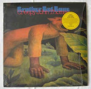 THOMAS, CREEPY JOHN - BROTHER BAT BONE 2007 re-issue (LP)