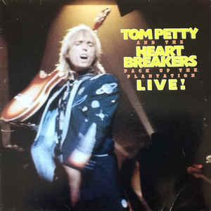 TOM PETTY AND THE HEARTBREAKERS - PACK UP THE PLANTATION - LIVE! German pressing, double album (2LP)