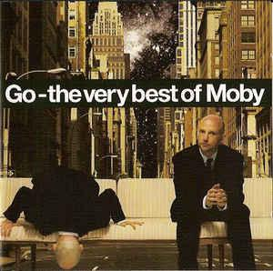 MOBY - GO - THE VERY BEST OF MOBY 15-trk promo edition (CD)