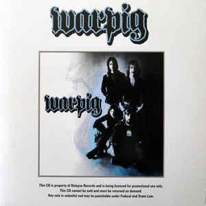 WARPIG - WARPIG 2006 cd promo, with infosheet! (CD)