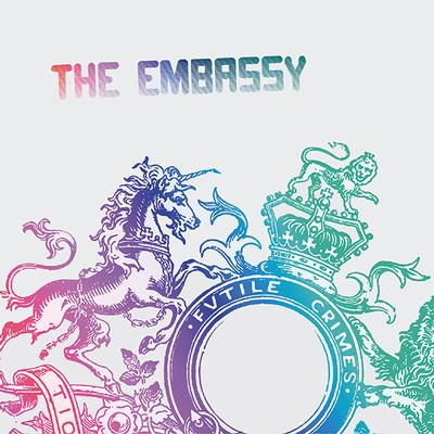 EMBASSY - FUTILE CRIMES Debut album for fist time on Vinyl (LP)