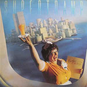 SUPERTRAMP - BREAKFAST IN AMERICA Dutch pressing (LP)
