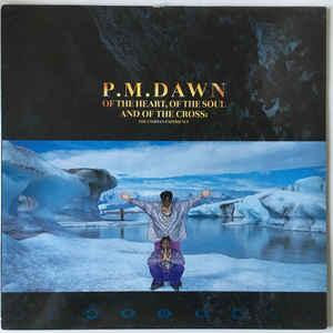 P.M. DAWN - OF THE HEART, OF THE SOUL AND OF THE CROSS: THE UTOPIAN EXPERIENCE German pressing (LP)