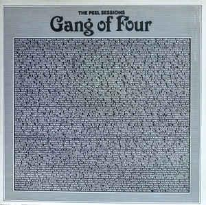 GANG OF FOUR - THE PEEL SESSIONS Canadian 4-track (LP)