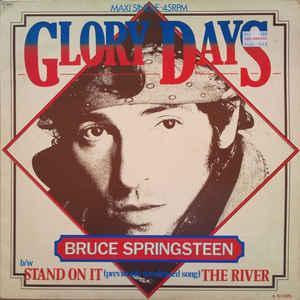 "SPRINGSTEEN, BRUCE - GLORY DAYS Dutch maxi single (12"")"