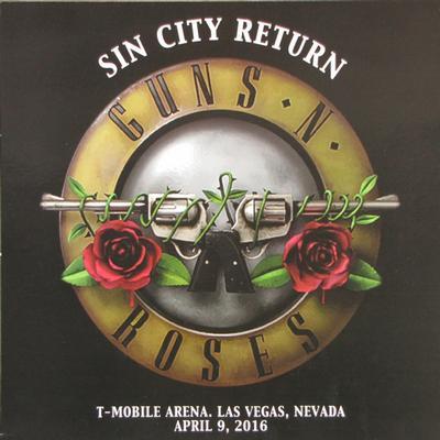 GUNS N' ROSES - SIN CITY RETURN (LP)