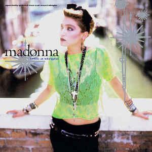 "MADONNA - LIKE A VIRGIN U.S. maxi single (12"")"