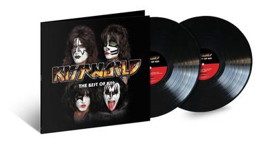 KISS - KISSWORLD- THE BEST OF KISS (2LP)