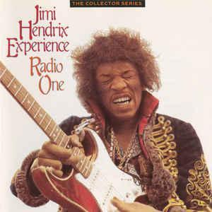 JIMI HENDRIX EXPERIENCE, THE - RADIO ONE Double album, UK pressing (2LP)